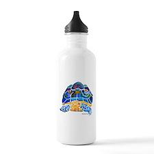 African Spur Tortoise Water Bottle