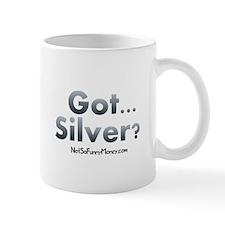 Got Silver 01 Mug