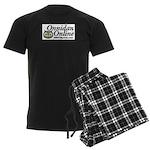 Onnidan Men's Dark Pajamas