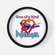 S NANA Wall Clock