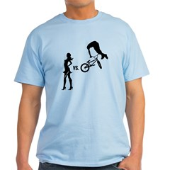 Girl vs BMX