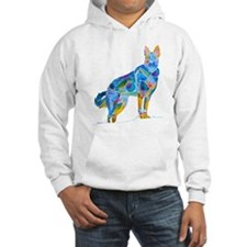 German Shepherd Dog Gifts Hoodie