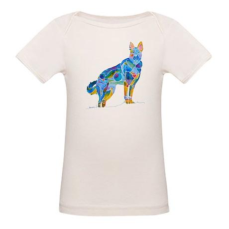 German Shepherd Dog Gifts Organic Baby T-Shirt