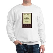 Cute Librarians stupid questions Sweatshirt