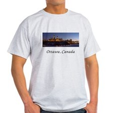 Ottawa Skyline T-Shirt