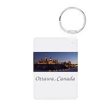 Ottawa Skyline Keychains