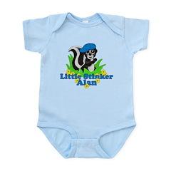Little Stinker Alan Infant Bodysuit