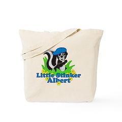 Little Stinker Albert Tote Bag