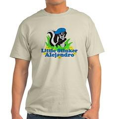 Little Stinker Alejandro Light T-Shirt