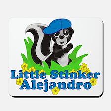 Little Stinker Alejandro Mousepad