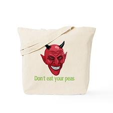 Funny Devil's garden Tote Bag