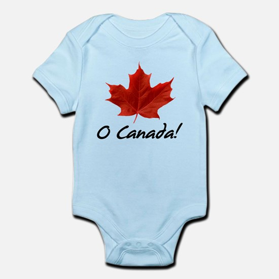 O Canada Infant Bodysuit