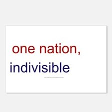 One Nation Indivisible Postcards (Package of 8)