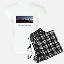Ottawa Skyline Pajamas