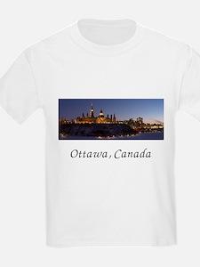 Ottawa Skyline T-Shirt