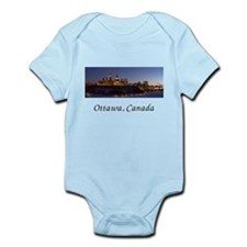 Ottawa Skyline Infant Bodysuit
