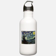 Starry Night Water Bottle