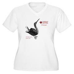 Blue-Footed Boobie Bird T-Shirt