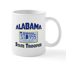 Alabama State Trooper Mug