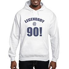 Legendary At 90 Hoodie