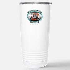 USCG Coast Guard Eagle Stainless Steel Travel Mug