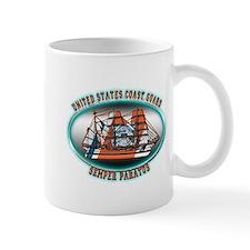 USCG Coast Guard Eagle Mug
