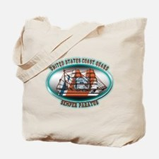 USCG Coast Guard Eagle Tote Bag