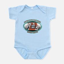 USCG Coast Guard Eagle Infant Bodysuit