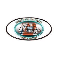USCG Coast Guard Eagle Patches