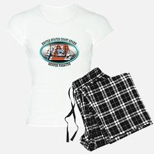 USCG Coast Guard Eagle Pajamas