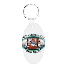 USCG Coast Guard Eagle Keychains