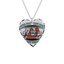 USCG Coast Guard Eagle Necklace