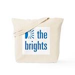 Square Logo Tote Bag