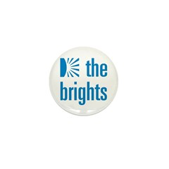 Square Logo Mini Button (100 pack)