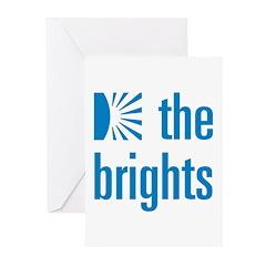 Square Logo Greeting Cards (Pk of 10)