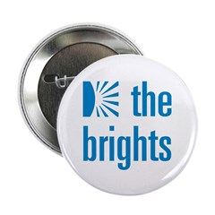 """Square Logo 2.25"""" Button (10 pack)"""