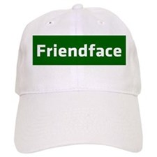 IT Crowd - Friendface Baseball Cap