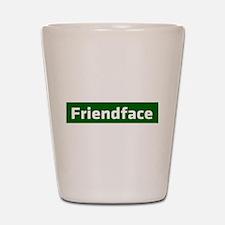 IT Crowd - Friendface Shot Glass