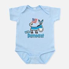Little Democrat Onesie