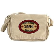 Vintage Model Birthday Year Messenger Bag