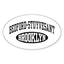 Bedford Stuyvesant Brooklyn Decal