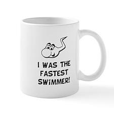 Fastest Swimmer DNA Mug