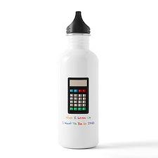 IPAD-Humour Water Bottle