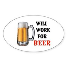 BEER ME Decal