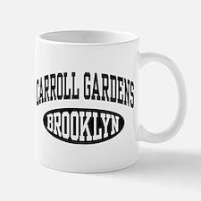 Carroll Gardens Brooklyn Mug