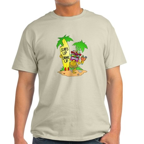 Surf's Up Drink Up Light T-Shirt