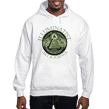 Illuminati Shop Jumper Hoody