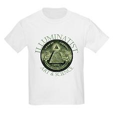Illuminati Shop Kids T-Shirt