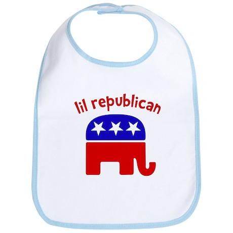 Lil Republican Bib
