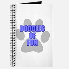 Fun Labradoodle Journal